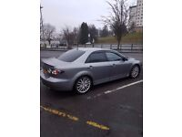 2006 (55) Mazda 6 MPS 2.3 AWD 4dr - Low Mileage, Low Tax and Long MOT (not ST VXR GTI RS)