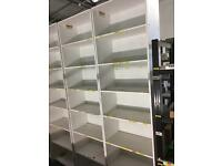 7 Compartment Shelving