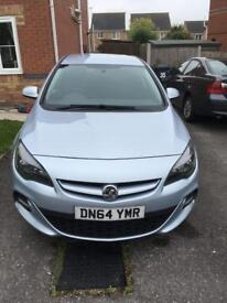 Vauxhall Astra Tech Line GT CDTI - 2014 - SOLD
