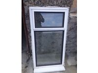 Various Nessglaze double glazing Window for sales, there are various sizes available, £20 each