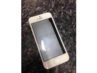 Iphone 5 unlocked 16gb need new screen