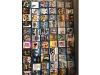 Huge Bundle 68 Blu Rays Spider-Man The Mummy The Croods