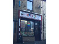 Established business/takeaway for sale. Ready to start trading