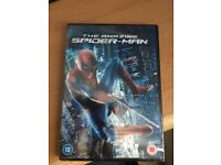 The Amazing Spiderman DVD (New & Sealed)