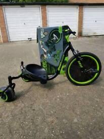 Green machine 360spin