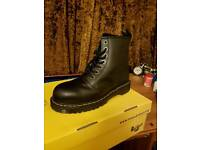 Dr Martens boots new size 8