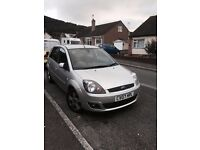 FORD FIESTA 1.4 ZETEC (2007) - 12 MONTHS MOT (on 5 Sep) - FULL SERVICE HISTORY - LOW MILEAGE (59000)