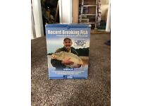 The great rod race and record breaking fish