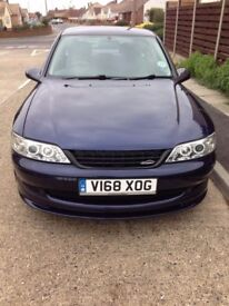 Vauxhall Vectra (very clean example)