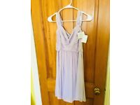 2 new with tags bridesmaid dresses