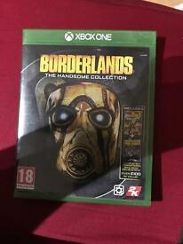 Borderlands ( the handsome collection )