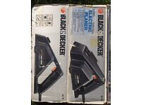 Black & Decker Electric Planer
