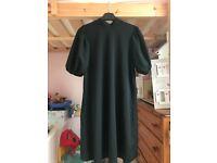 ZARA black dress BRAND NEW size S UK 10