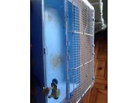 Zoozone cage