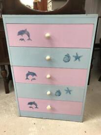 Chest of drawers FREE DELIVERY PLYMOUTH AREA