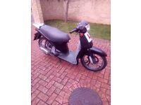 Honda sh 50 for sale in York