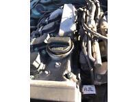 Breaking Audi A4 Quattro turbo