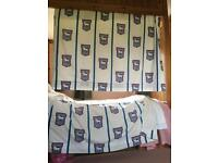 Ipswich Town Football Club curtains