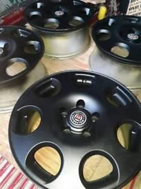 16 inch alloys