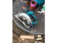 Makita skill saw. Works perfectly well. Still available