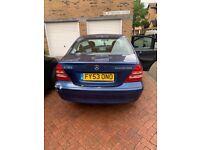 Mercedes-Benz, C CLASS, Saloon, 2003, Semi-Auto, 1796 (cc), 4 doors