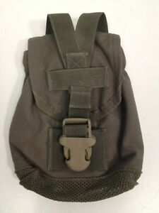 EAGLE-INDUSTRIES-ALLIED-INDUSTRIES-1QT-CANTEEN-POUCH-RLCS-DEVGRU-RG-STERILE-VGC