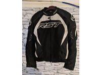 RST tractech evo 2 textile motorbike jacket