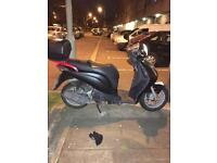 Honda PS 125 2008 MOT not sh gillera typhoon zip