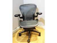 Herman Miller Aeron Chair Size B - Really Good Condition - Lumbar Available