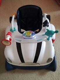 Kiddicare 3 in 1 car walker