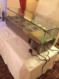 Refrigerated Servery Topper