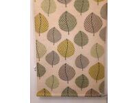 Leaf design roller blinds