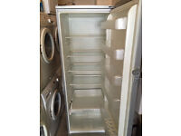 A Class BEKO Silver Very Nice Tall Just Fridge Fully Working with 3 Month Warranty