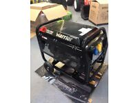 NEW WARRIOR DIESEL 4.6kw GENERATOR , LONG RUN , 240V , 110 V , AVR PROTECTED. BALLYNAHINCH