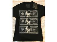 Philipp Plein T-Shirt Money Maker XXL real