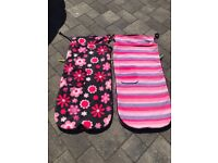 Buggy snuggle liners