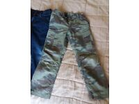 6-7 year olds trousers, nearly new
