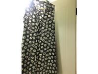Flower dress size 14