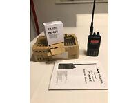 Yaesu FT60E 2M / 70CM Hadheld radio