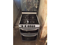 CANNON Very Nice Gas Cooker 55cm Wide (Fully Working & 4 Month Warranty)