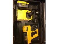 Dewalt 36v Sds hammer drill cordless