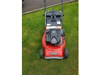"Rover 21"" petrol lawnmower"