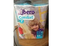Libero nappies size 7 (lots available)