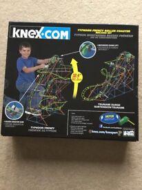 K'Nex Rollercoaster Kit