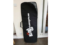 Kite surfing board bag