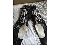 Wulf sport motocross pants size 30 only worn once