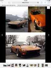 1974 Datsun 240Z Coupe wanted 2 grand reward Woolloongabba Brisbane South West Preview