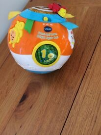 vetch musical learn to crawl ball