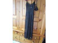 La Senza long black negligee