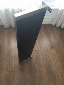 Ikea 'EKBY BJÄRNUM' Floating Shelf (Black)